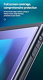 Закаленное защитное стекло Baseus для Nintendo Switch / Есть чехлы, фото 7
