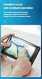Закаленное защитное стекло Baseus для Nintendo Switch / Есть чехлы, фото 9