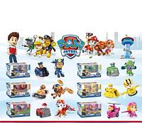 """Игрушки для детей фигурки леди Баг и Супер-кот """"Щенячий патруль"""" в коробке с аксессуарами."""