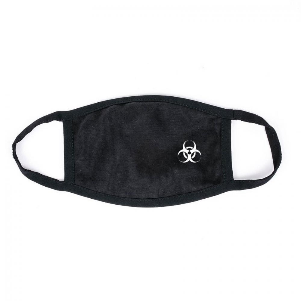 Многоразовая защитная маска Virus-Cobra 21003 черная