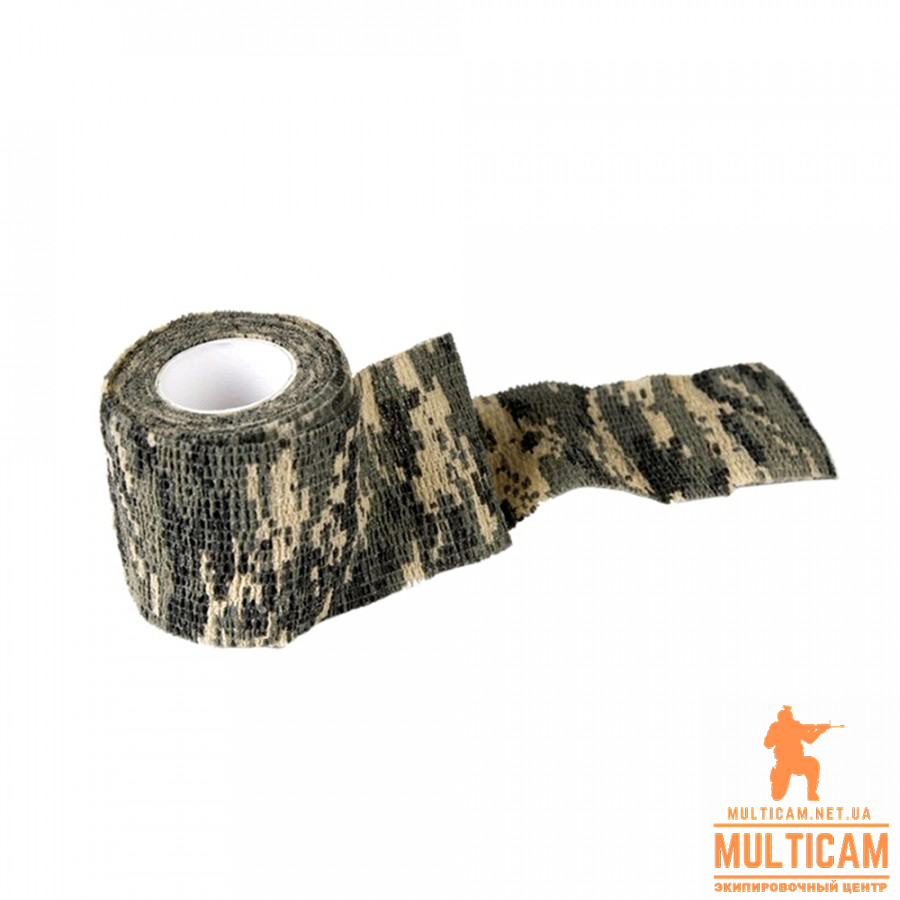 Маскувальна стрічка Helikon-Tex® Self-Clinging Camo Tape - UCP