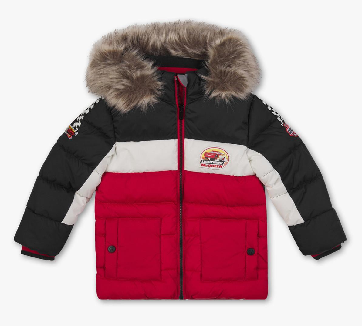 Куртка дитяча для хлопчика зима C&A Німеччина Розмір 110, 128
