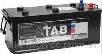 Аккумулятор автомобильный TAB Polar Truck 135AH 3+ 850A (487912) без борта