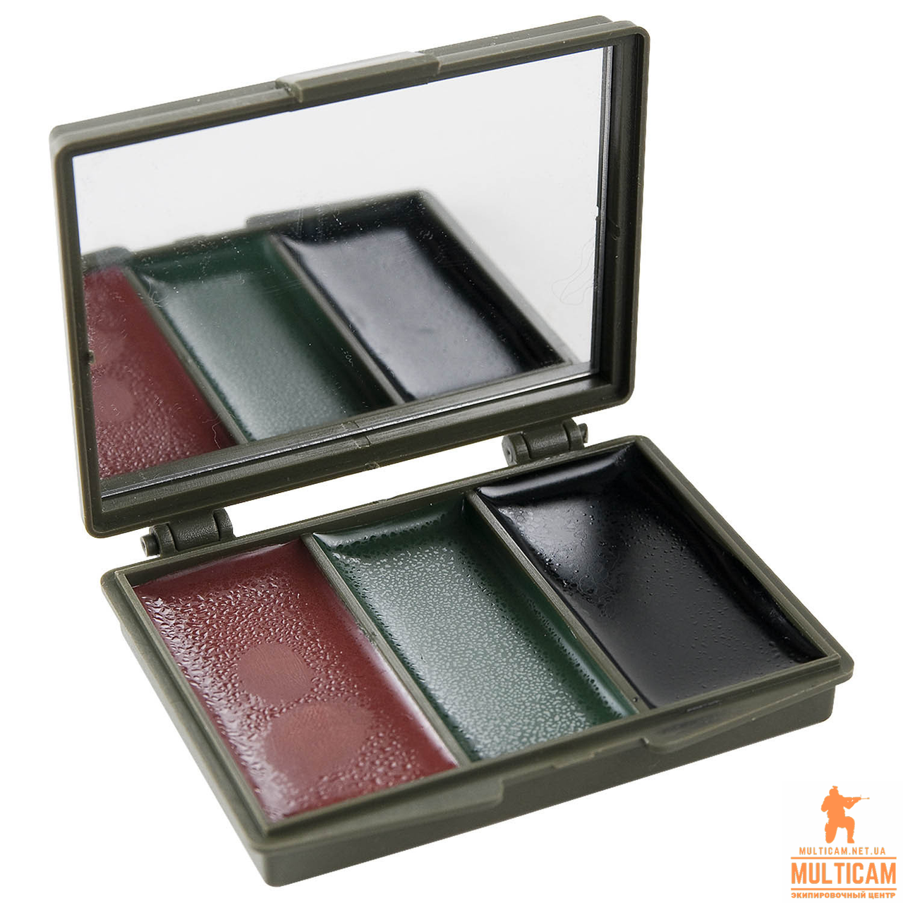 Грим маскувальний Helikon-Tex® 3-Color Face Paint - US Woodland