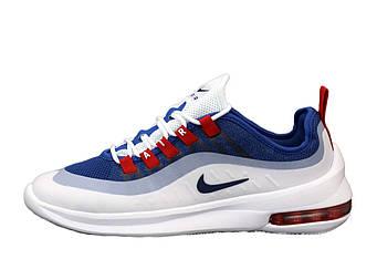 "Мужские кроссовки Nike Air Max Axis ""White/Blue"" (копия)"