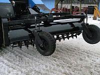 Скалыватель льда БЛ-2500 на трактор МТЗ