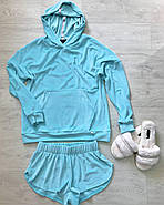 Модный велюровый костюм Orli, фото 2