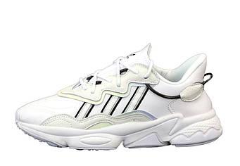 "Женские кроссовки Adidas Ozweego ""White"" (копия)"