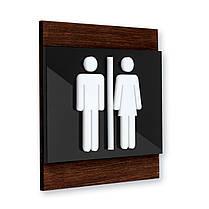 Табличка для вбиральні, фото 3
