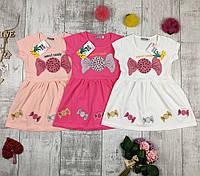 Платья детские летние трикотажные № 31349, фото 1
