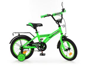 "Велосипед Profi 14"" Racer T1436 Green"