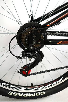 """Велосипед гірський універсальний 26"""" Formula Special AM Vbr 2020 сталева рама 15"""", фото 3"""