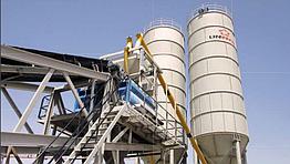 Стационарный бетонный завод USC 60 Umman