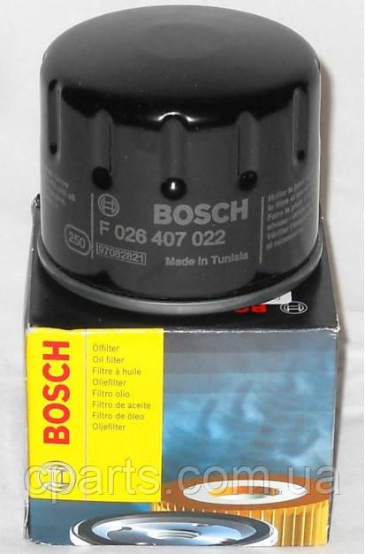 Масляный фильтр Renault Symbol New/Thalia 1.5 DCI (Bosch F026407022)(высокое качество)