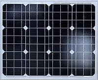 Сонячна панель Solar board, потужність 50W, напруга 18V, сонячна батарея, сонячні панелі