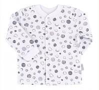Рубашка, кофточка для малыша, РБ 97 интерлок, ТМ  Бемби