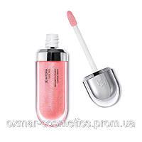 Блеск для губ смягчающий с трехмерным эффектом KIKO MILANO 3D Hydra Lipgloss - 04 Rosa Pesca prelate