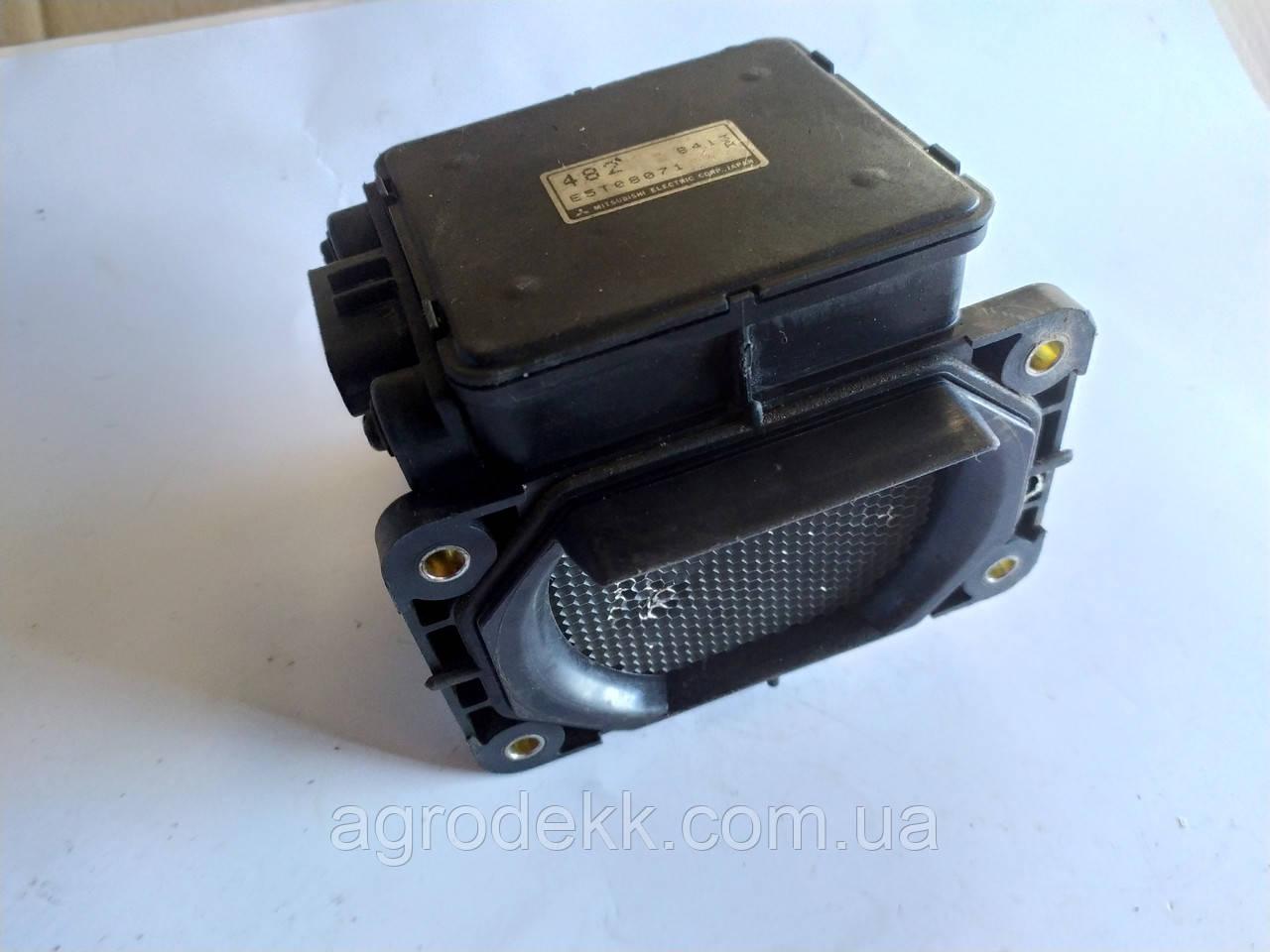 E5T08071 6Y Датчик расходомер воздуха Galant Pajero Montero Eclipse Challenger Triton Nimbus 2.5 E5T08071 6Y12
