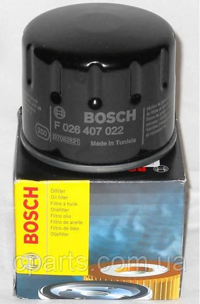 Масляный фильтр Renault Scenic 2 1.5 DCI (Bosch F026407022)(высокое качество)