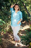 Капри для беременных( фото клиентки)