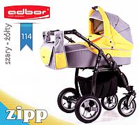 Коляска 2 в 1 Adbor Zipp 114
