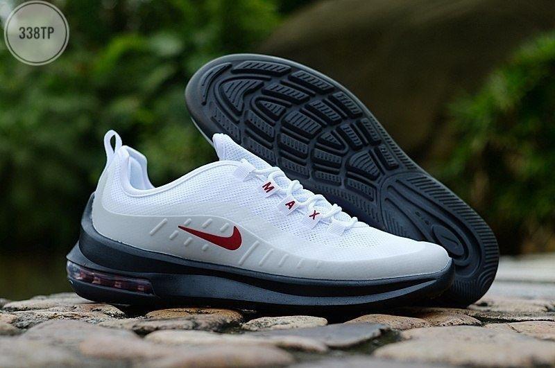 Мужские кроссовки Nike Air Max Axis White/Gray