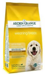Корм Arden Grange для щенков | Arden Grange Weaning Puppy 6 кг