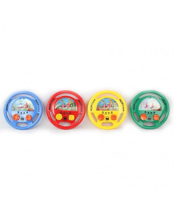 Водная игра 1658Y Колечки, 4 цвета, в пакете, р-р игрушки - 13см