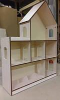 Стеллаж «Мечта макси» Design Service  Однотон (В*Ш*Г) 1250*850*255мм