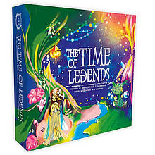 "KM30267 Гра розважальна  (укр.) ""The time of legends "", в кор-ці 30-30-7см"