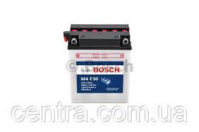 Мото аккумулятор Bosch YB12A-A (0092M4F300) 12V 12AH 160A
