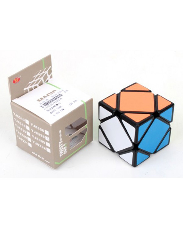 Кубик логика YJ8328 (1711019) в коробке 6*6*6см