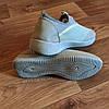 Сірі аквашузы жіночі срібні аква взуття кросівки шкарпетки сліпони мокасини коралки без шнурків, фото 3