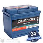Аккумулятор автомобильный OBERON Prestige 6CT 60Ah, пусковой ток 600А (Низкий) [+|–], фото 3