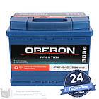 Аккумулятор автомобильный OBERON Prestige 6CT 60Ah, пусковой ток 600А (Низкий) [–|+], фото 2