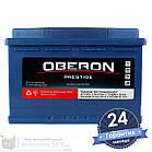 Аккумулятор автомобильный OBERON Prestige 6CT 74Ah, пусковой ток 720А [–|+], фото 2