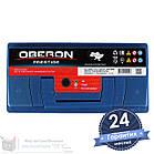 Аккумулятор автомобильный OBERON Prestige 6CT 100Ah, пусковой ток 850А [– +], фото 3
