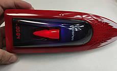 Портативная колонка катер акустика для телефона мини с флешкой радио красная DS213, фото 2