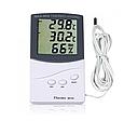 Гигрометр-термометр с выносным датчиком температуры TA 318 FN, фото 5
