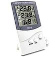 Гигрометр-термометр с выносным датчиком температуры TA 318 FN, фото 7