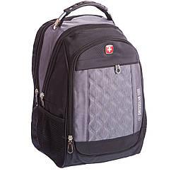 Рюкзак городской VICTOR 20л 028 (PL, р-р 17x28x39см, USB, цвета в ассортименте)