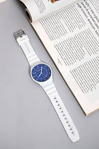 Годинник FAMO Жіночі годинники Мері білі+сині 22.2*20*1.8 (6-111) #L/A