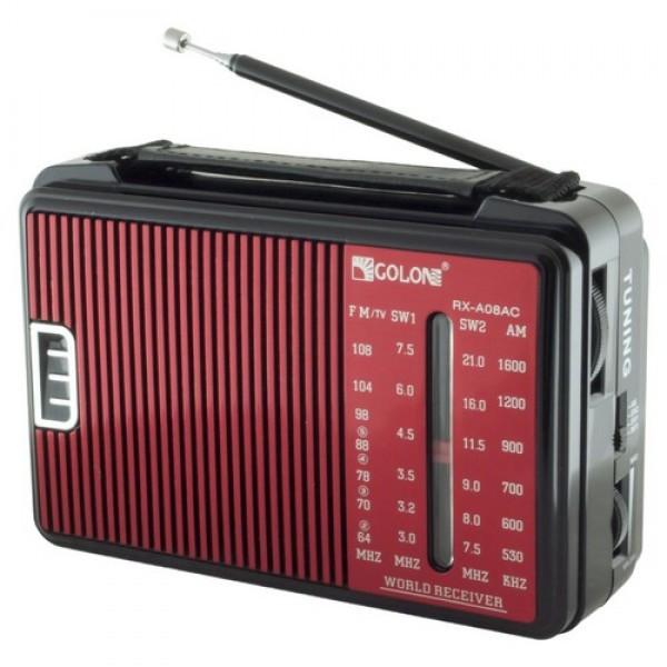 Радіо Golon RX-A08