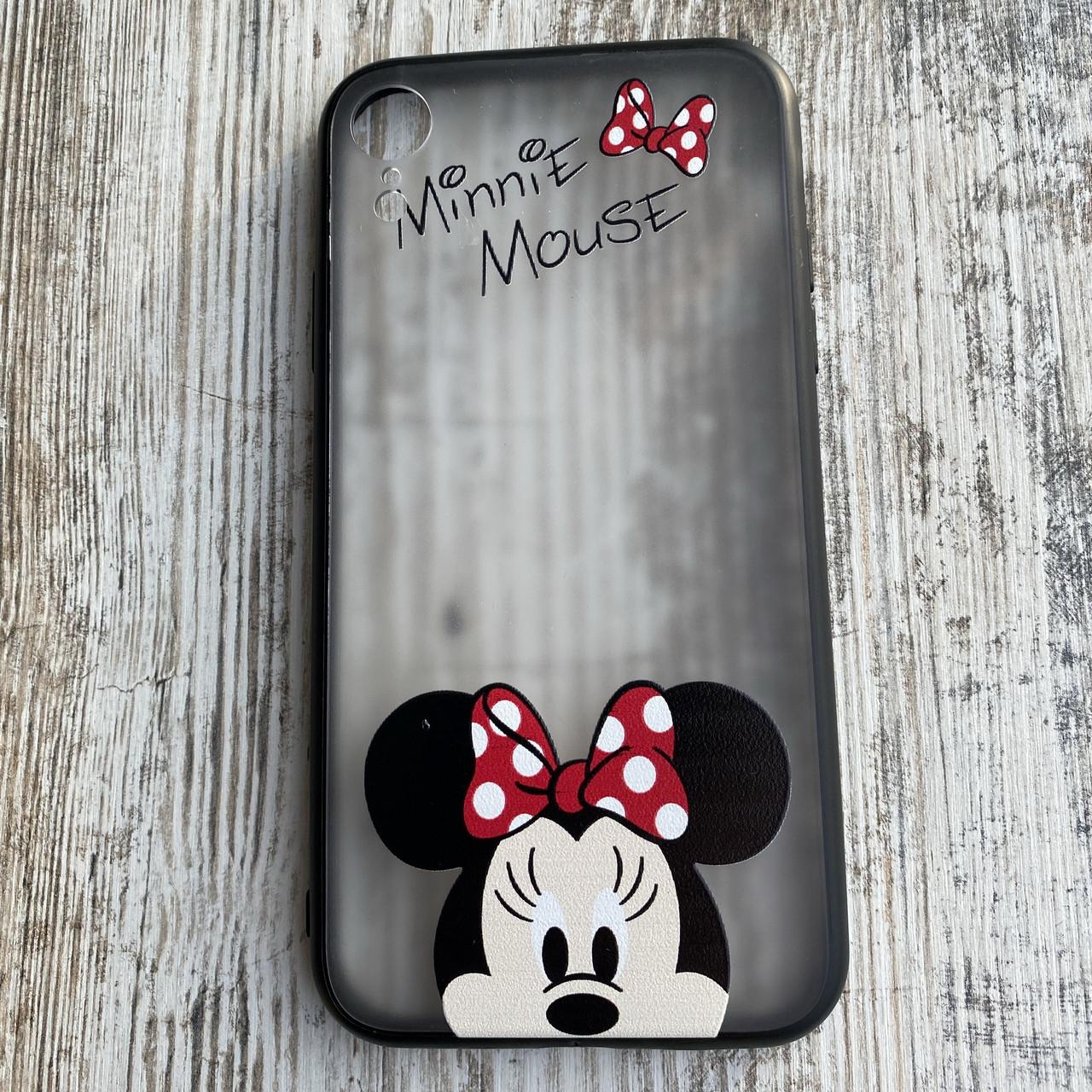 Чехол Minnie Mouse для Apple iPhone XR