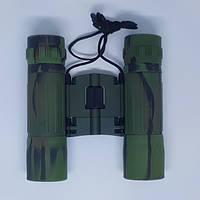 Бінокль ARMY, збільшення 10X25, біноколь, біноклі