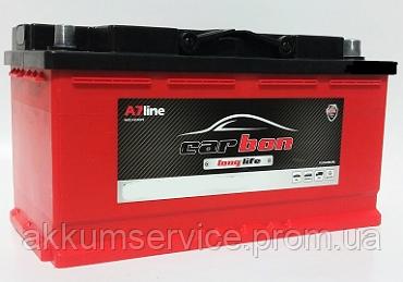 Аккумулятор грузовой Carbon 140AH 3+ 900A (CRB140-3)