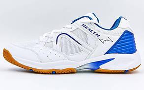 Кроссовки теннисные Health 2016 размер 40 белый-синий