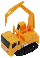 Індуктивний іграшковий автомобіль Inductive Truck від 5років, пластик, від батарейок LR44, дитячі іграшки, дитячі машинки