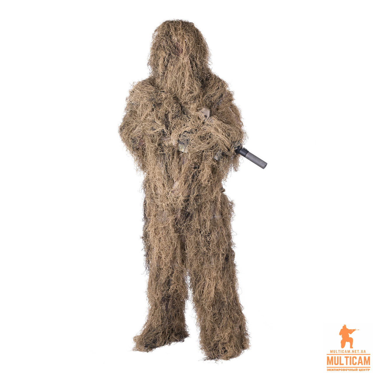 Маскувальний костюм Helikon-Tex® Ghillie Suit - USMC Digital Desert