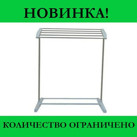 Напольная сушилка для белья Mobile Towel Rack, фото 2